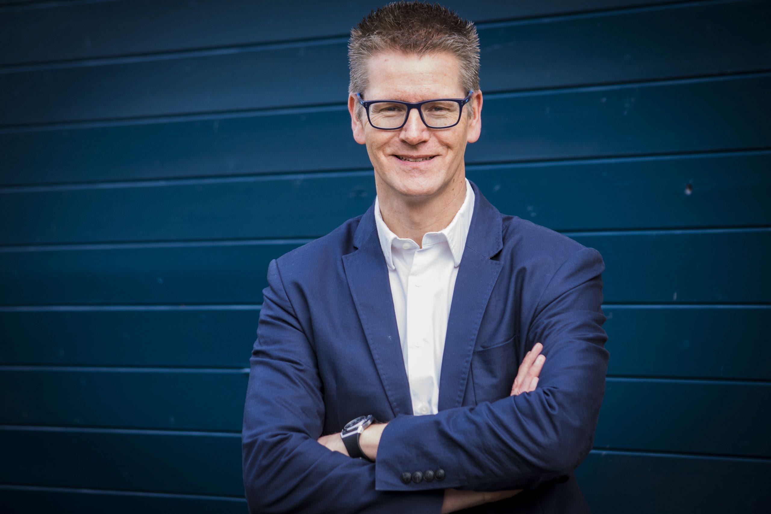 Lifeness coach André van Wijlen